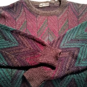 Peter England Men's Sweater Size L